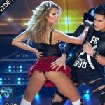 Maria Del Cerro in Bailando 2016 (hot upskirts and reggaeton)