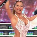 Iliana Calabro in Bailando 2016 (milf with a hot body)