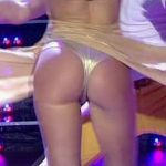 Macarena Rinaldi in Bailando 2016 (fit body and hot upskirts)