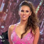Barby Silenzi in Bailando 2016 (hot cleavage merengue)