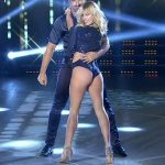 Rocio Guirao Diaz in Bailando 2017 (sexy bum in disco dance)