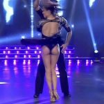 Lourdes Sanchez and Natalie Perez in Bailando 2017