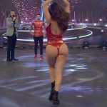 Barby Silenzi hot dance in Bailando 2017 (amazing booty !)