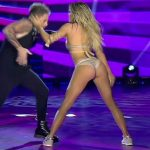 Laura Fernandez reggaeton in Bailando 2017 (great booty !)