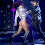 Laura Oliva dancing reggaeton in Bailando 2017 (nice bum !)