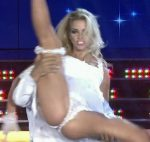 Ailen Bechara in Bailando 2015 – The Final