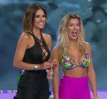Barbie Franco and Laura Fernandez… cleavage and bikini !