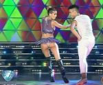 Cinthia Fernandez in Bailando 2015 (tight ass upskirts !)