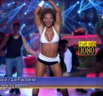 Jesica Cirio hot reggaeton in Tu Cara Me Suena (fit body !)