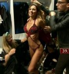 Pampita in Bailando 2015 (tight body and sexy outfits)